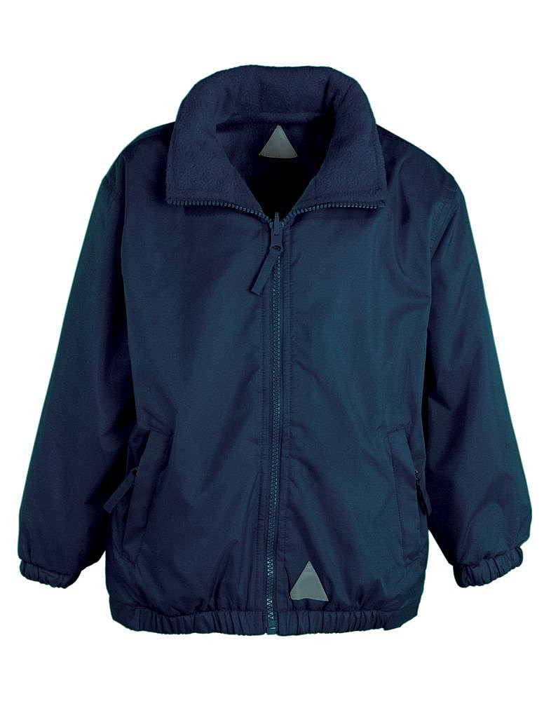 Navy Reversible Jacket
