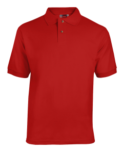 Red (M) Polo Shirt