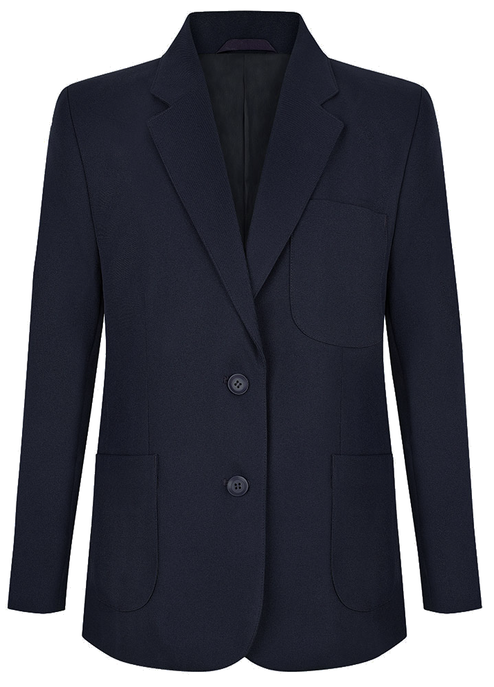 Girl's Navy Blazer
